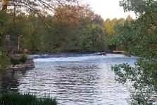 barrage du moulin de Porchères